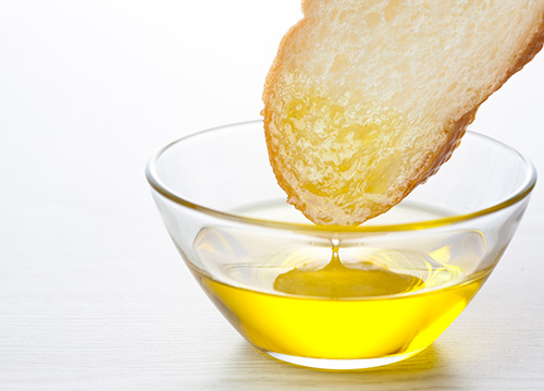 パンとなたね油