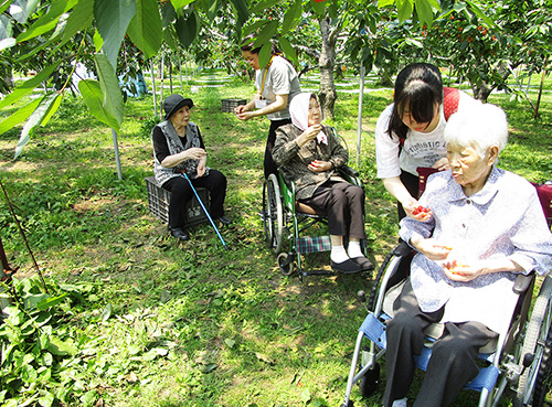 特別養護老人ホーム きりん館 | 特別養護老人ホーム きりん館 短期入所